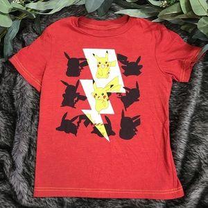 Pokémon Boys Graphic T Shirt